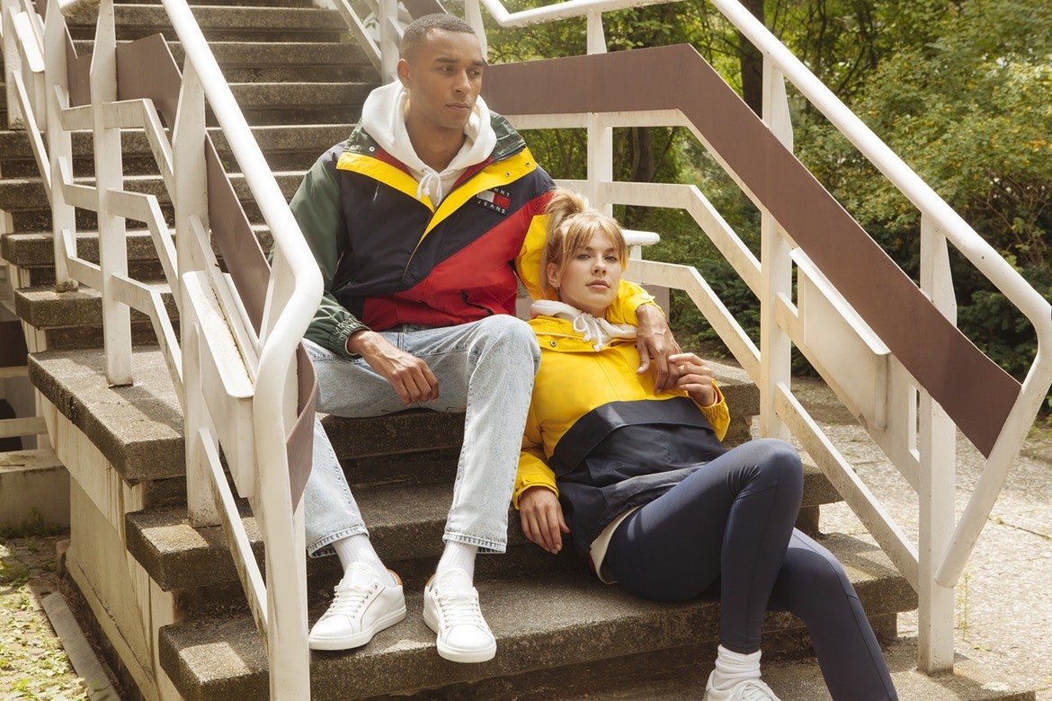 Tommy Hilfiger Fall Capsule 2017: 90's Meets Contemporary Street Wear