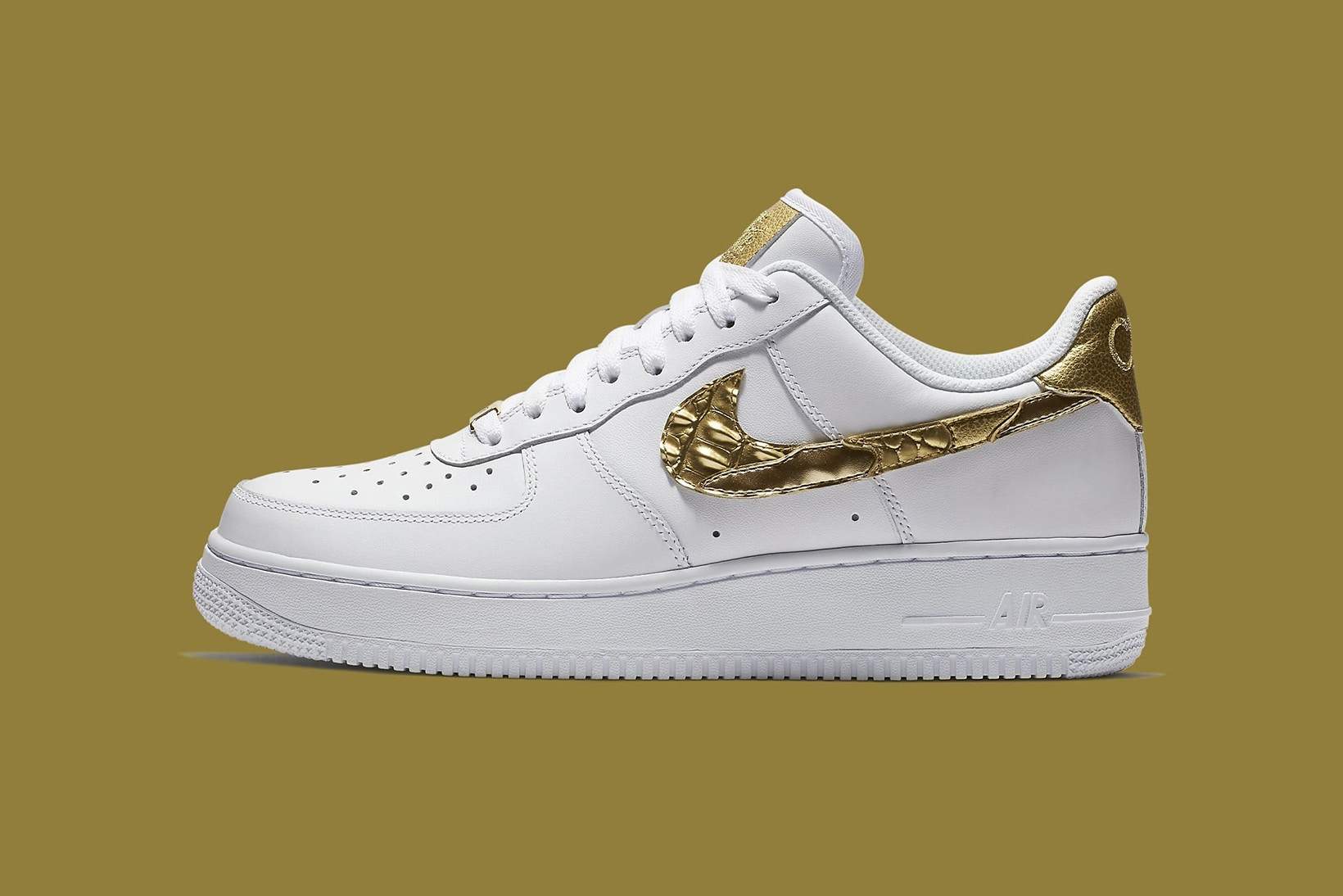 Nike Uncovers a Limited Edition Air Force 1 for Cristiano Ronaldo