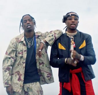 a48258e152 Travis Scott and Migos' Quavo have announced their long-teased  collaborative project Huncho Jack, Jack Huncho will be released tonight. It  features cover ...