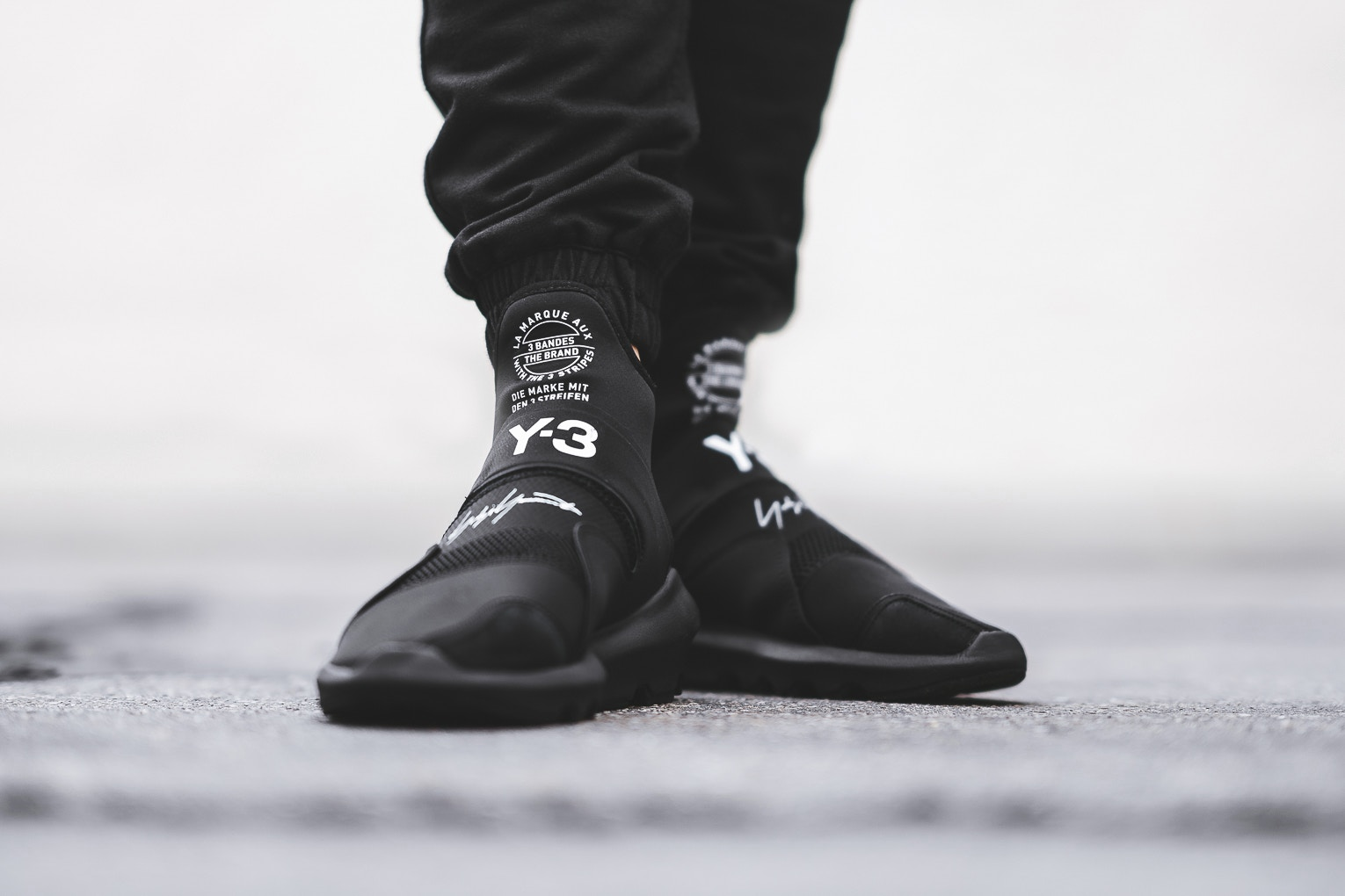 The adidas Y-3 Suberou Dropped Today