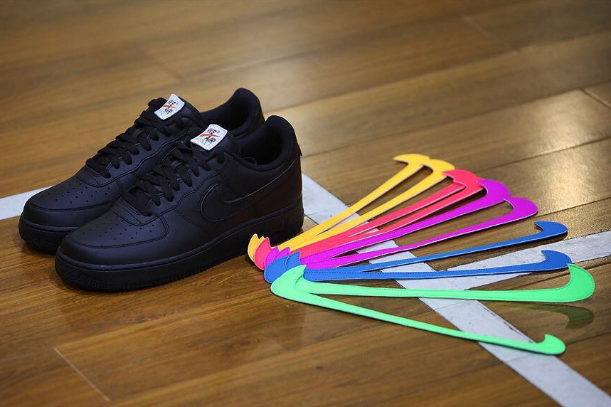 Nike is further capitalizing on the current DIY wave with a special release  of the Air Force 1 Low. The upcoming model will allow owners to change the  ...