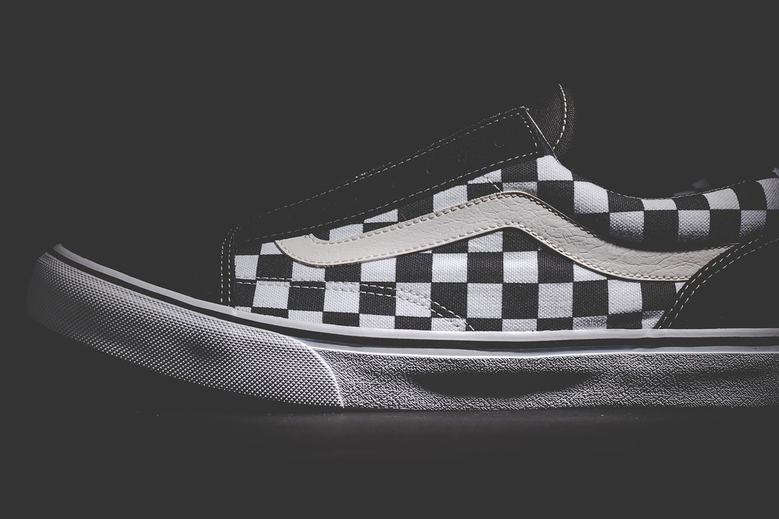 BILLY'S Reintroduces Slip-On Vans Old Skool